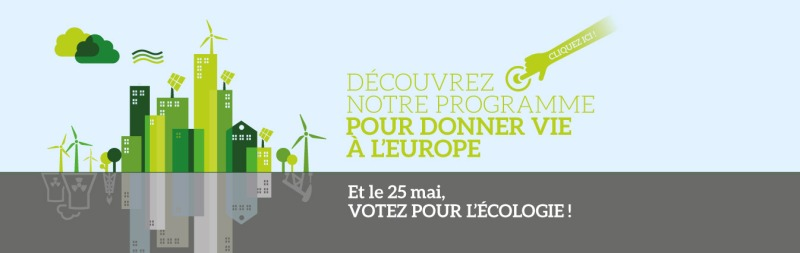 Programme EELV Européennes 2014
